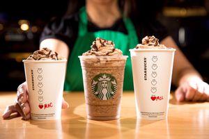 Starbucks Molten Chocolate