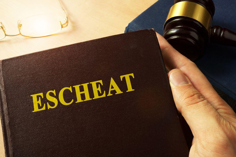 Escheat Definition