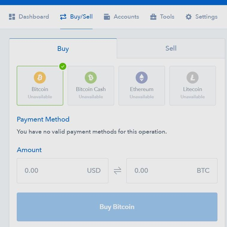 bitcoin wallet buy bitcoin