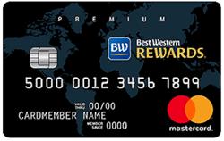 Best Western Rewards® Premium Mastercard®