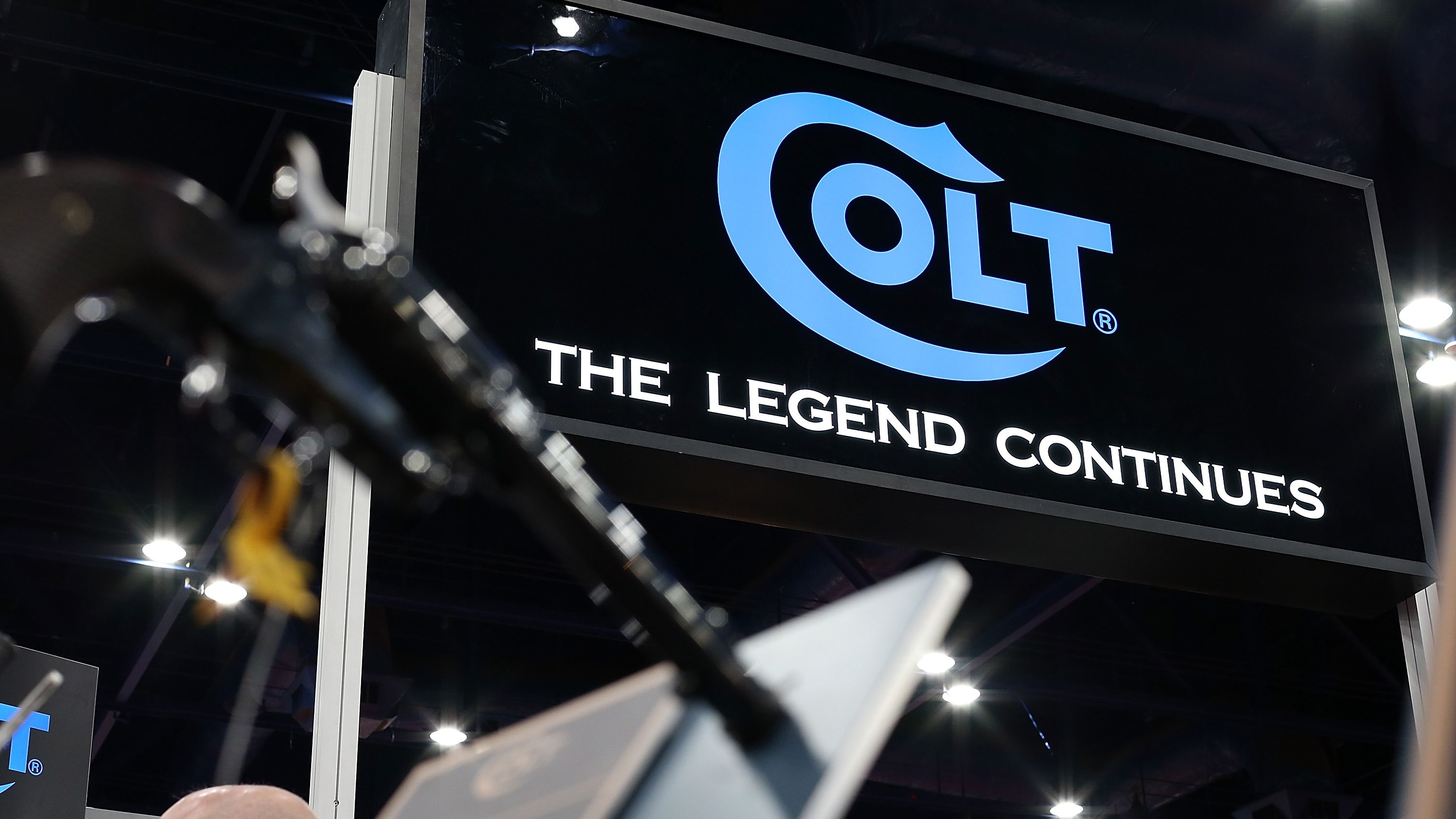 Why Colt Can't Stay Out of Bankruptcy