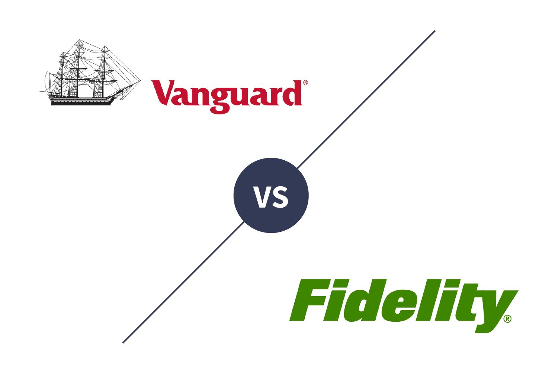 Vanguard vs  Fidelity Investments 2019