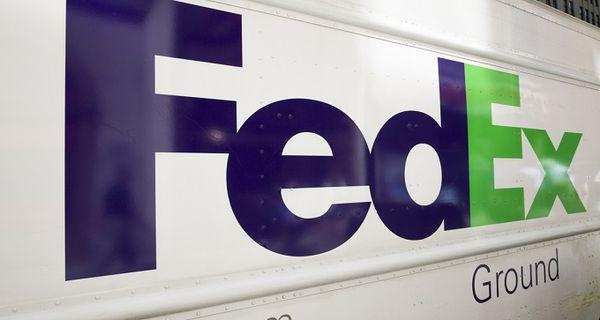 Image of FedEx symbol