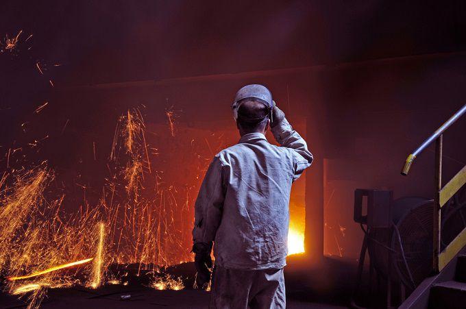 Steel Stocks Meltdown