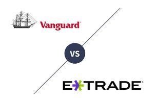 Vanguard vs E*TRADE