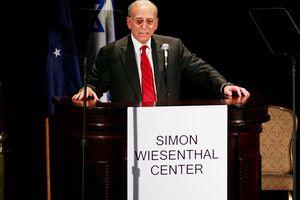 Financier Nelson Peltz Speaks at the Simon Wiesenthal Center