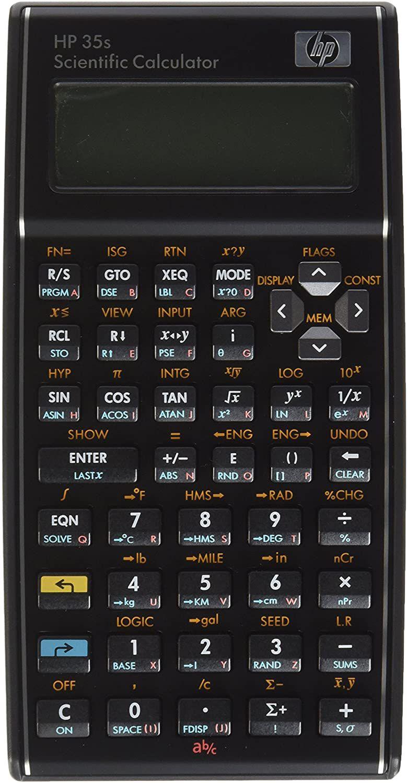 HP 35s Scientific Calculator