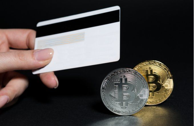 Credit card charges for buying cryptocurrency