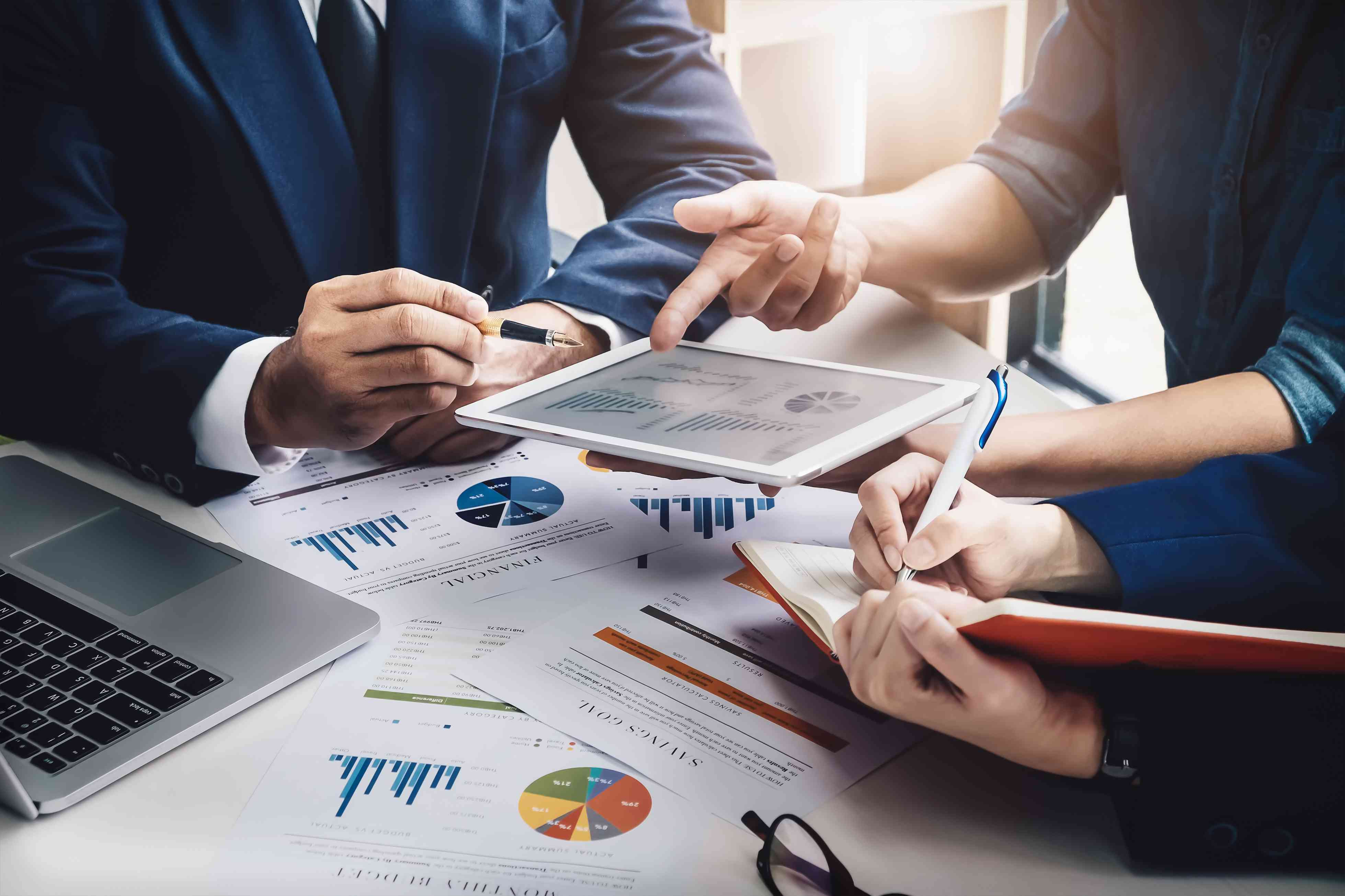 Consulting And Investment Companies