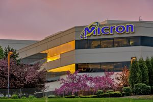 Image of Micron building