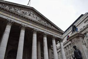 Old London stock exchange building