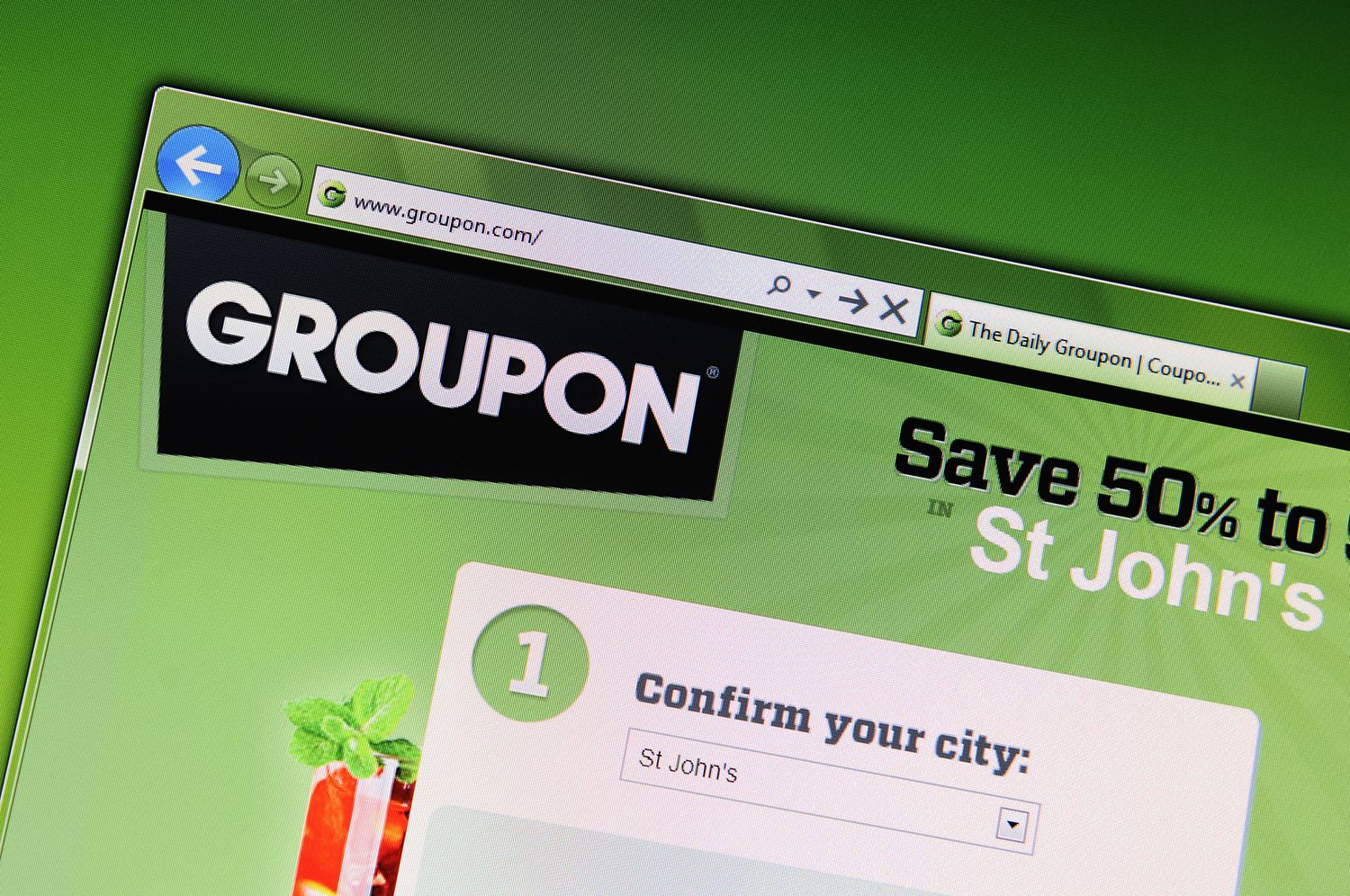 Who Are Groupon S Main Competitors