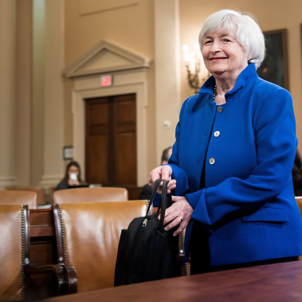 The Best Janet Yellen Husband
