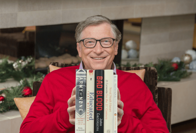 Bill Gates Lists the Best Books He Read in 2017 | Investopedia