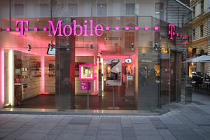 Image of T-Mobile store