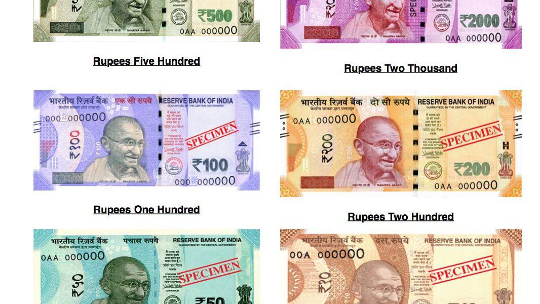 Indian Ru Inr Definition