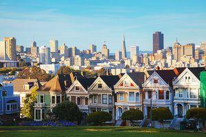 San Francisco vista