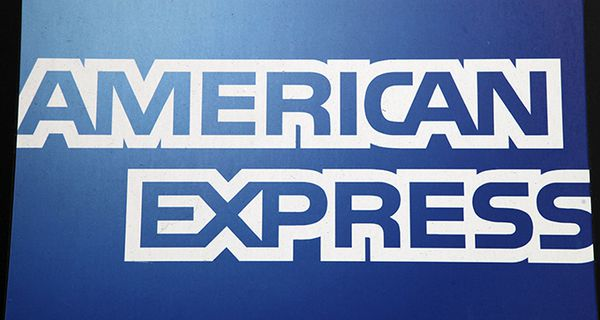 Image of American Express sign