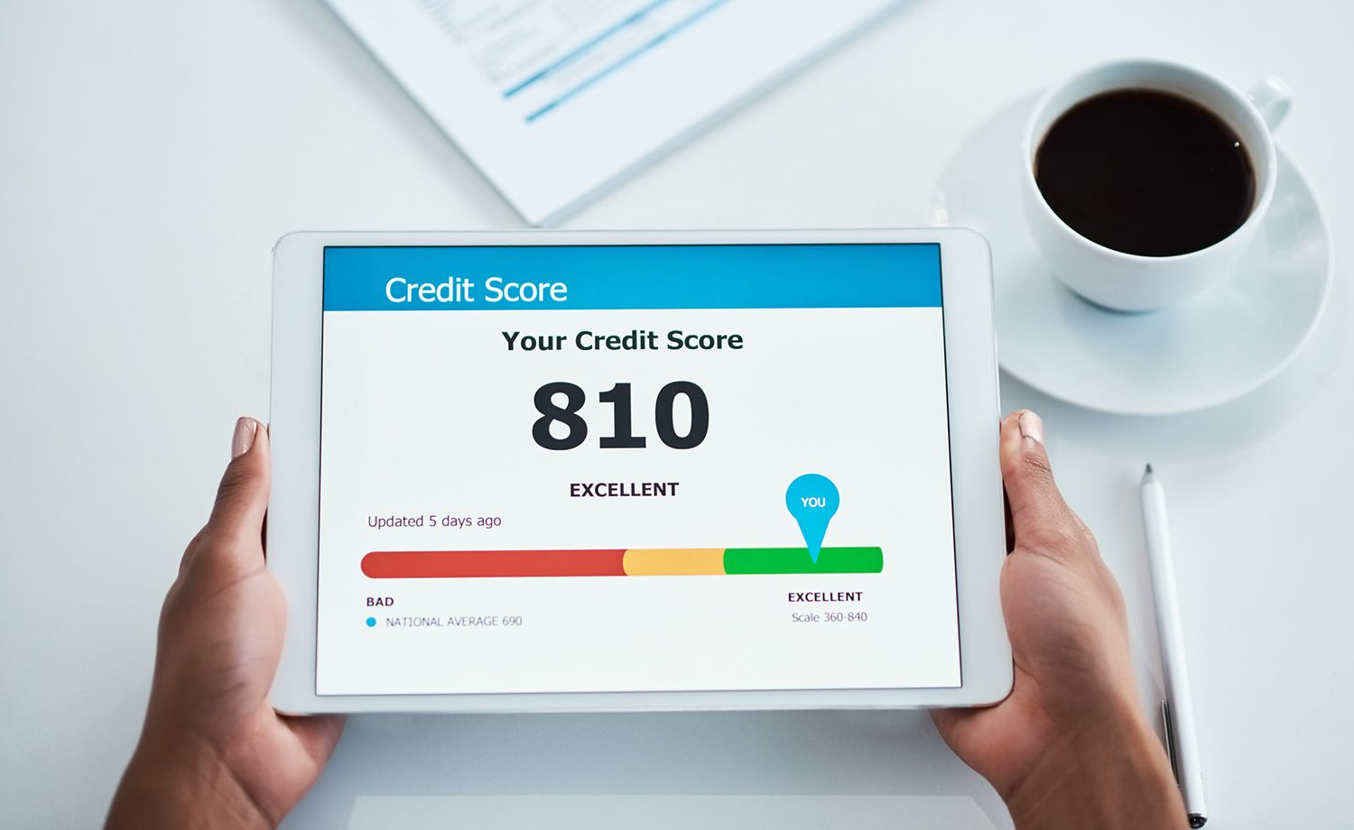 Is My Credit Score Good Enough For A Mortgage