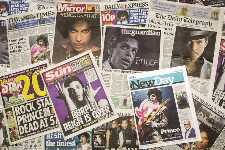 How Much Is Prince Worth Since His Death?