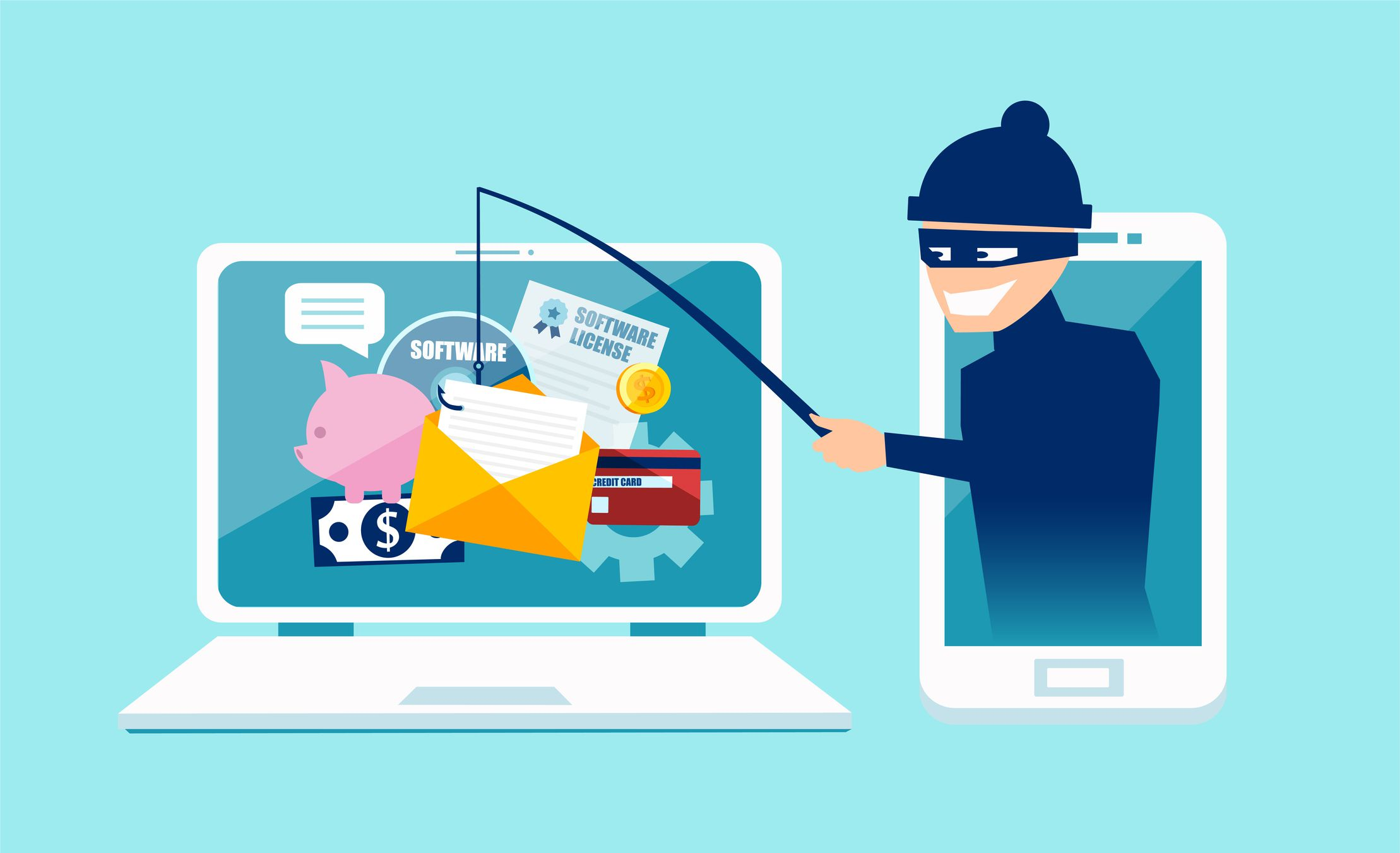 Watch Out for These Top Internet Scams