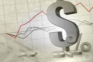 Dollar sign and other financial symbols
