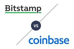 Bitstamp vs. Coinbase