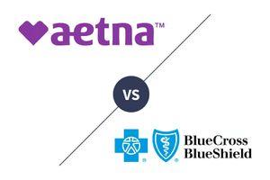 Aetna vs Blue Cross Blue Shield