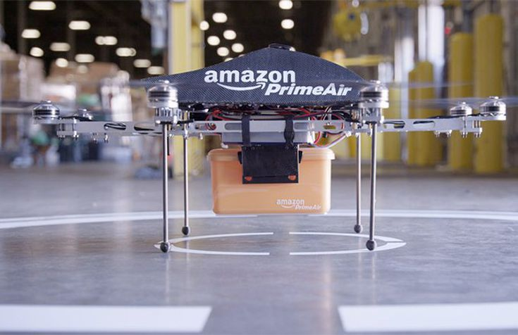 How Drones Are Changing the Business World