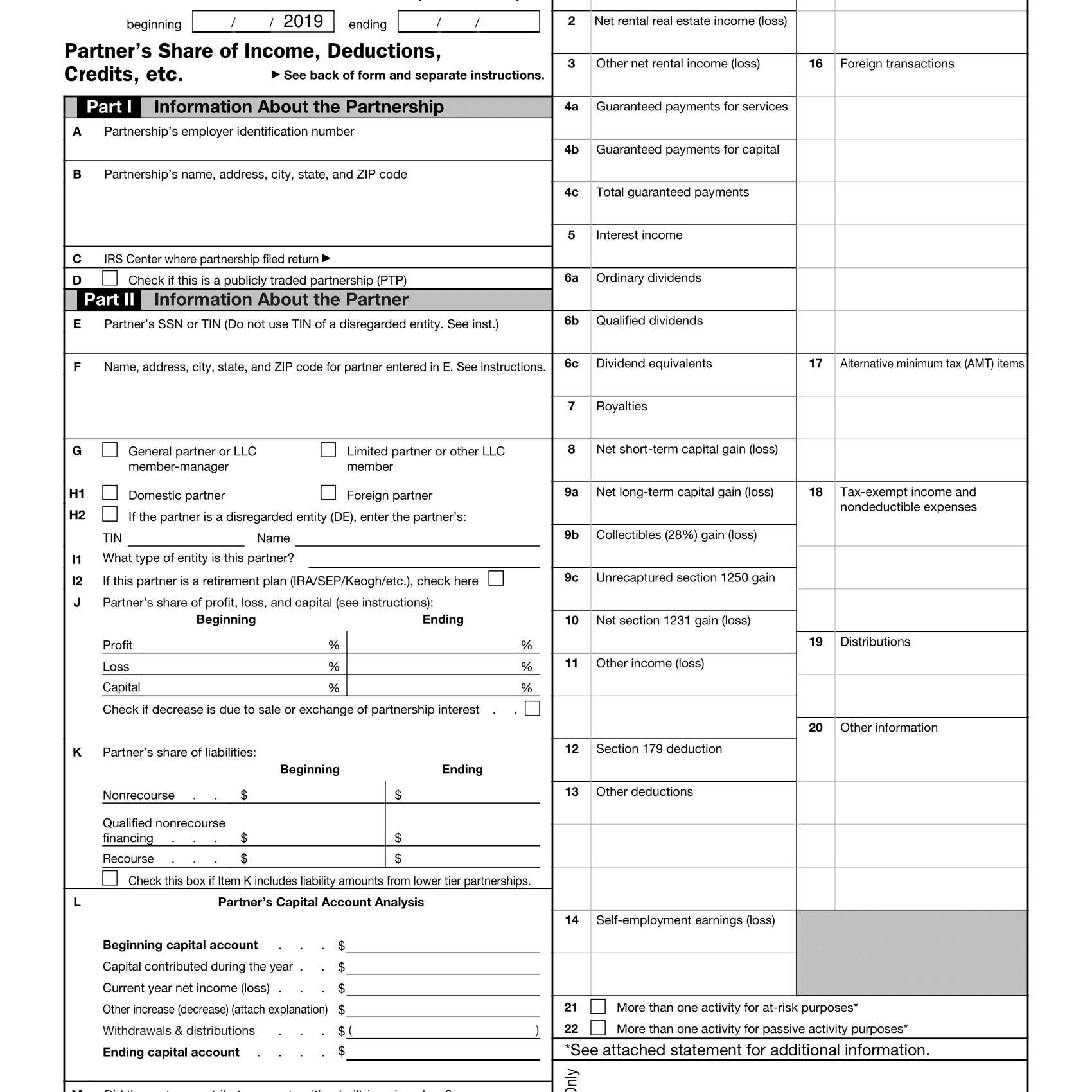 What Are Schedule K-1 Documents Used For?