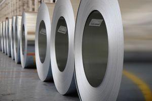 Image of steel rolls