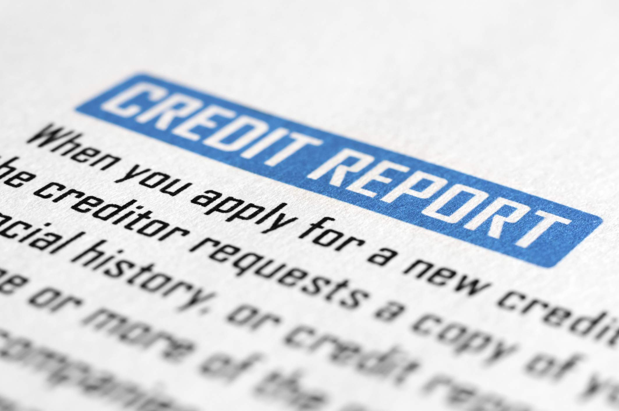 Getting Your Credit Score from a Bank