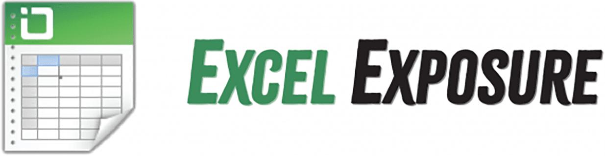 Ben Currier's Excel Exposure