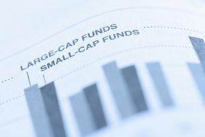 Closeup of Financial Bar Graph