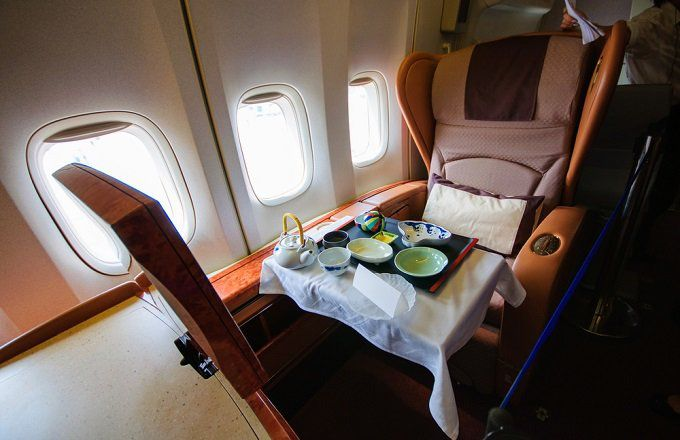 8 Best Websites to Get a Single, First Class Seat