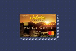 Cabela's CLUB Mastercard Review