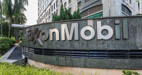 Exxon Mobil Headquater in Kuala Lumpur, Malaysia