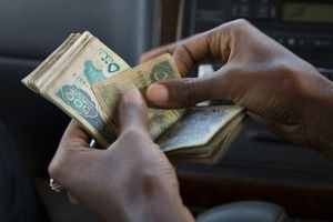 Counting the Somali Shilling