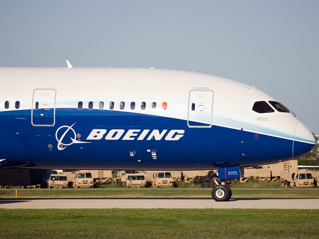 The Top 4 Boeing Shareholders (BA)