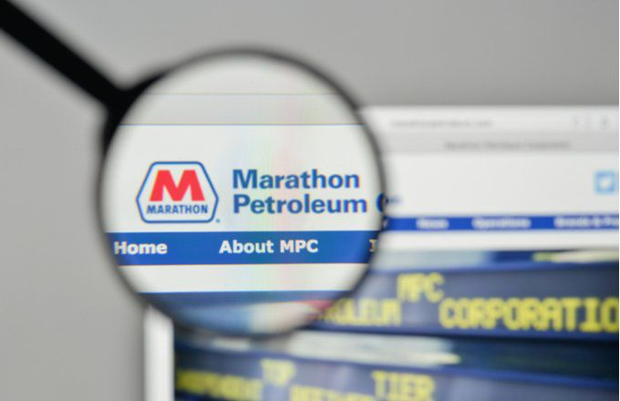 Marathon Credit Card Login >> Marathon Petroleum To Buy Andeavor For Over 20b