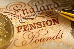 UK Pension Pounds.