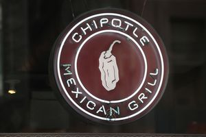 store sign of chipotle mexican grill