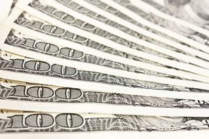 Dollars, Creative Abstract Design Background Photo