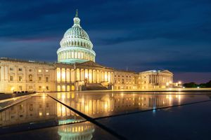 United States Capitol, Government in Washington, DC.