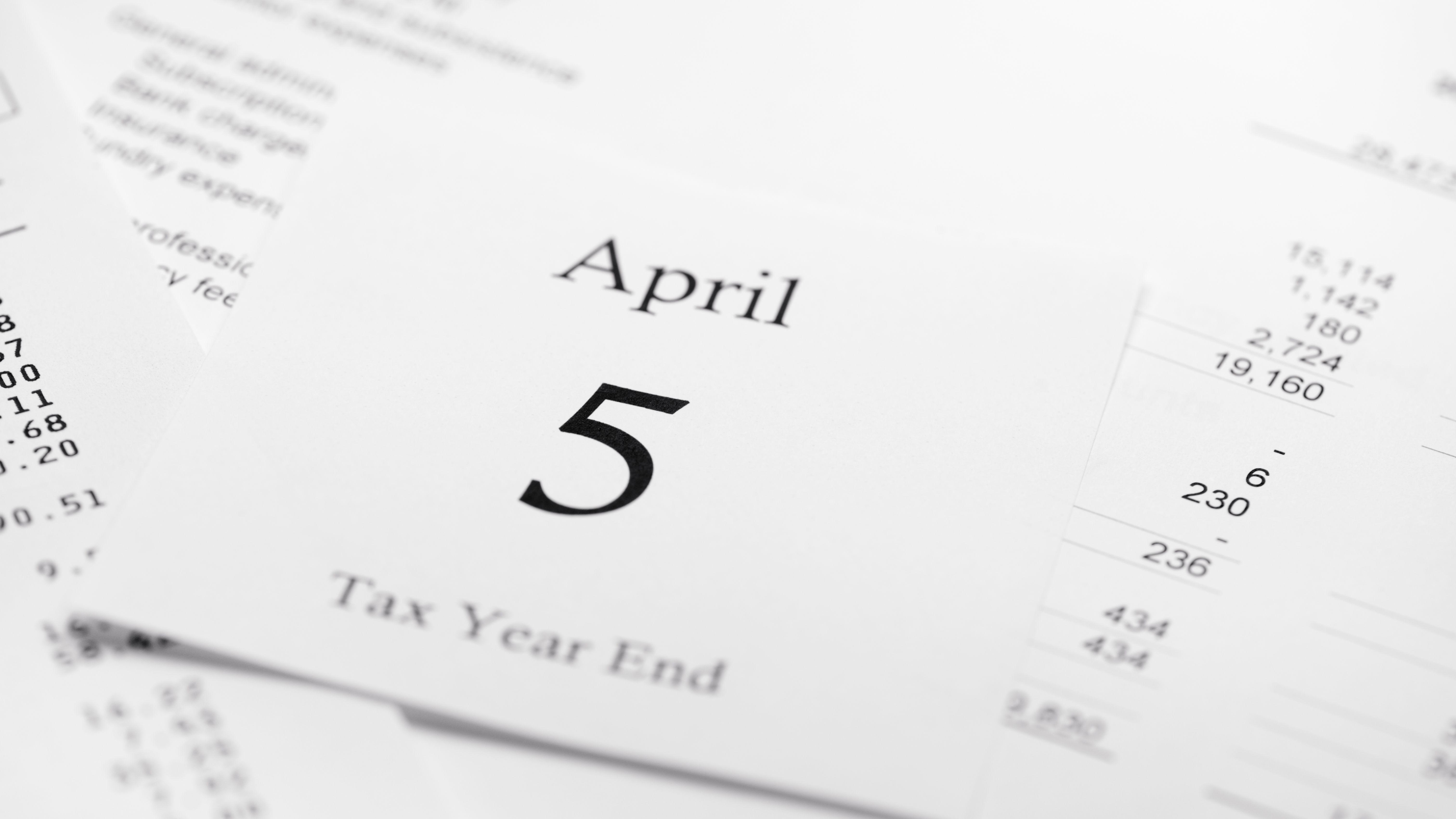 Tax Year Definition