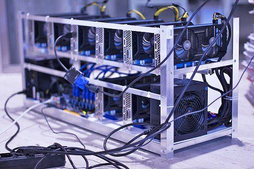what problem is a cryptocurrency miner solving