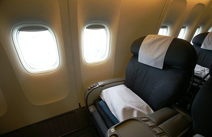 How To Fly First Class For Cheap