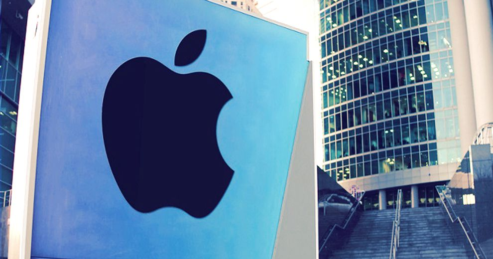 Top three Institutional Shareholders of Apple