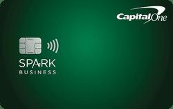 Capital One Spark Cash Select Good Credit
