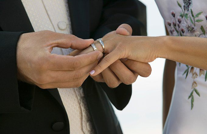 Looking To Insure Your Wedding Ring Here S How